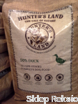 HUNTER'S LAND Grain Free 50% Duck 12kg
