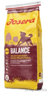 JOSERA BALANCE -  Light & Senior 15kg