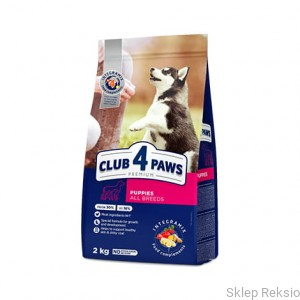 CLUB 4 PAWS PREMIUM Puppies All Breeds 400g