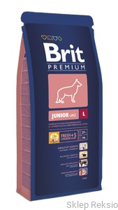 Brit Premium BY NATURE L Junior 15kg