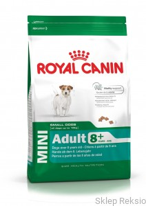 ROYAL CANIN Mini Adult (+8) 800g