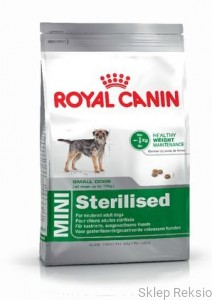 ROYAL CANIN Mini Sterilised 8kg