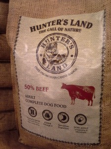 HUNTER'S LAND Grain Free 50% Beef 12kg