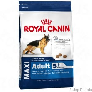 ROYAL CANIN Maxi Adult (5+) 15kg